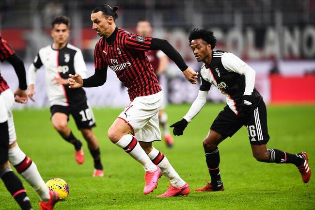 SL : La Juventus et l'AC Milan abandonnent, le Real et le Barça seuls au monde