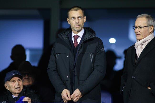 SL : Les Anglais payés par l'UEFA pour plaquer la SuperLigue ?
