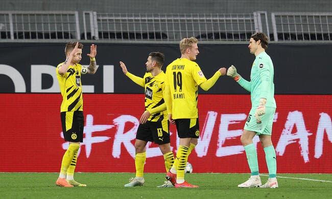 Covid : La Bundesliga se terminera dans une bulle
