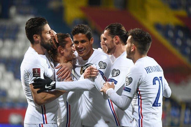 EdF : Deux matchs amicaux avant l'Euro pour les Bleus