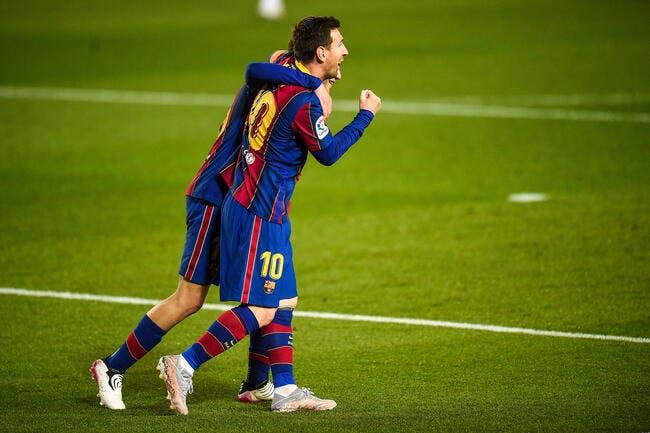 Liga : Messi déchainé face à Getafe