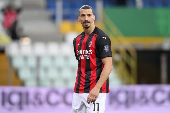 Officiel : Zlatan Ibrahimovic reste au Milan AC !
