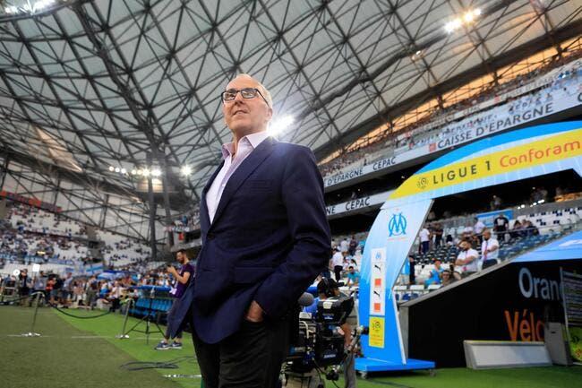 SL : L'OM de McCourt cité en exemple par l'UEFA