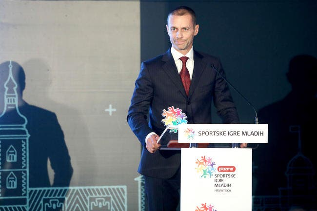 SL : L'UEFA veut cogner fort sur les clubs fondateurs
