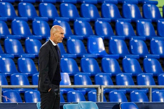 FCGB : Zidane soutient Bordeaux, son club de coeur