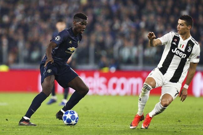 Mercato : L'échange Cristiano Ronaldo-Pogba discuté !