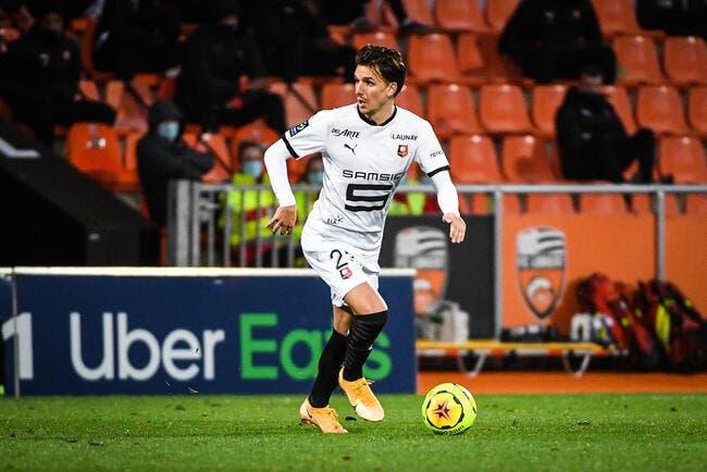 Officiel : Hunou quitte Rennes pour la MLS