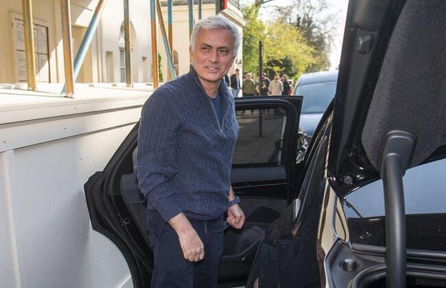 OL : Mourinho à Lyon jusqu'en 2024 ?