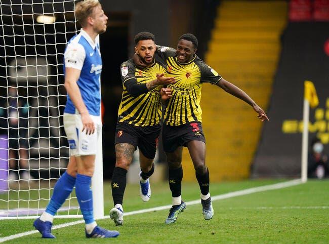 Ang : Watford retrouve la Premier League