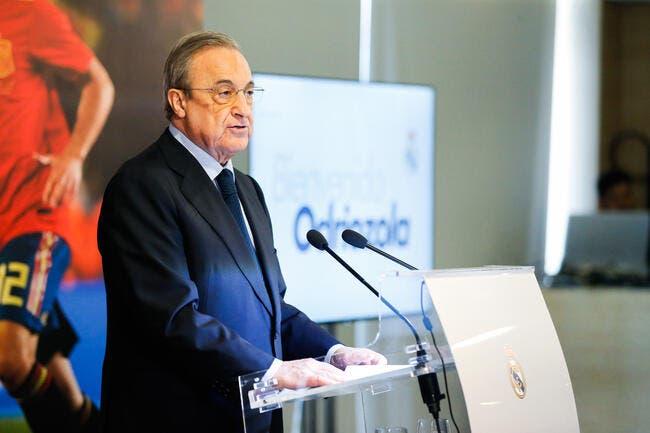 Esp: Pérez efface les primes, ça va chauffer à Madrid