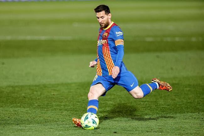 Mercato : Lionel Messi a rendez-vous aux Etats-Unis