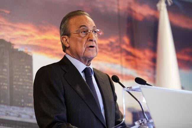 SL : Le Real Madrid garde les clubs italiens et anglais en otage