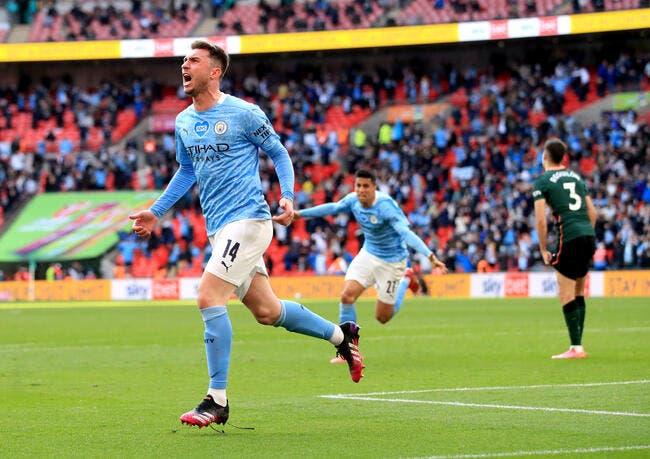 Cpe Ligue : Laporte offre le titre à Manchester City