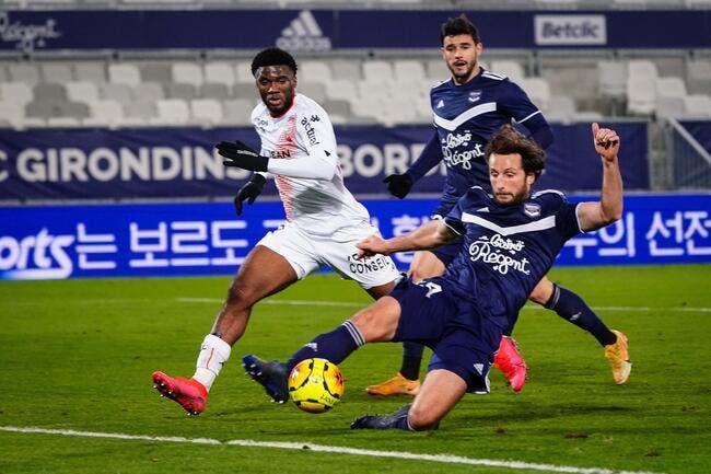 L1 : Bordeaux coule, Dijon relégué en Ligue 2