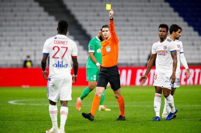 OL-LOSC : François Letexier, un arbitre qui fait peur à Lyon
