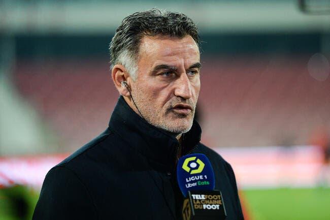 OL : Lyon dit non, Galtier coûte trop cher !