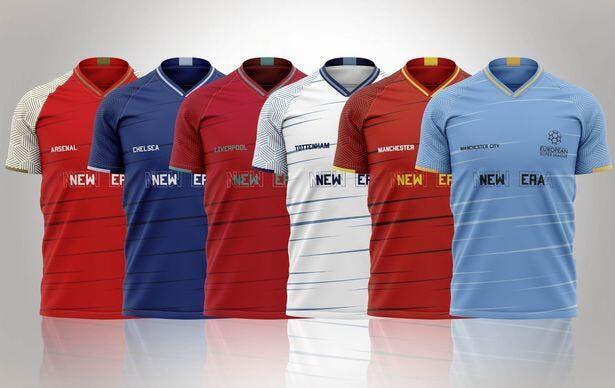 Super League : Des maillots à deux balles, la preuve de l'incroyable fiasco
