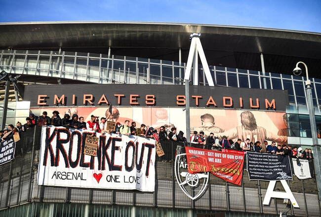Ang : Arsenal racheté par Spotify avec Henry, Vieira et Bergkamp ?