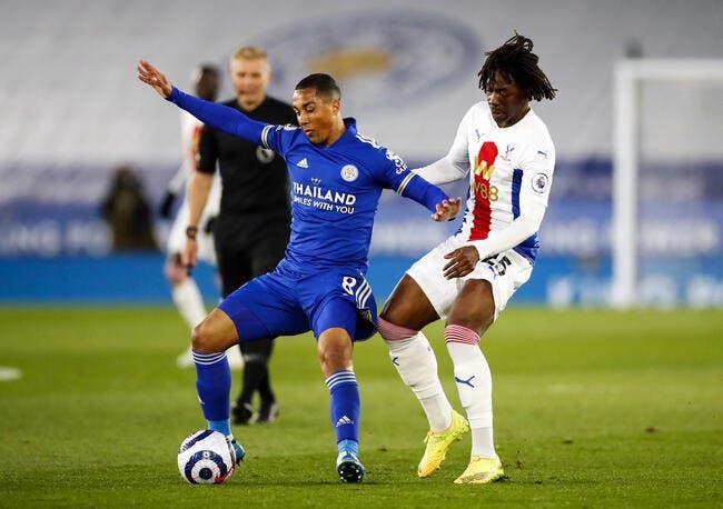 Ang : Leicester presque assuré de jouer la Ligue des champions