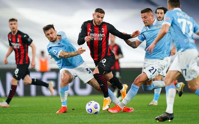 Ita : La Lazio humilie l'AC Milan