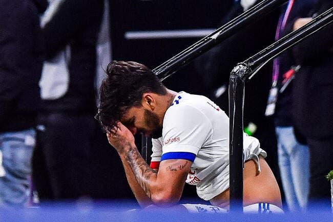 OL : Paqueta pleure, il a tort