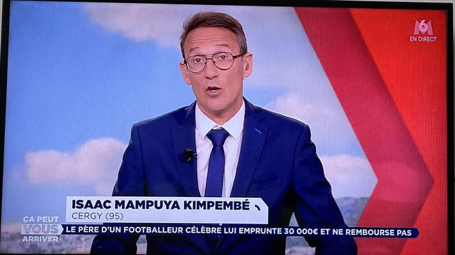 Média : Julien Courbet mouille Presnel Kimpembe pour rien
