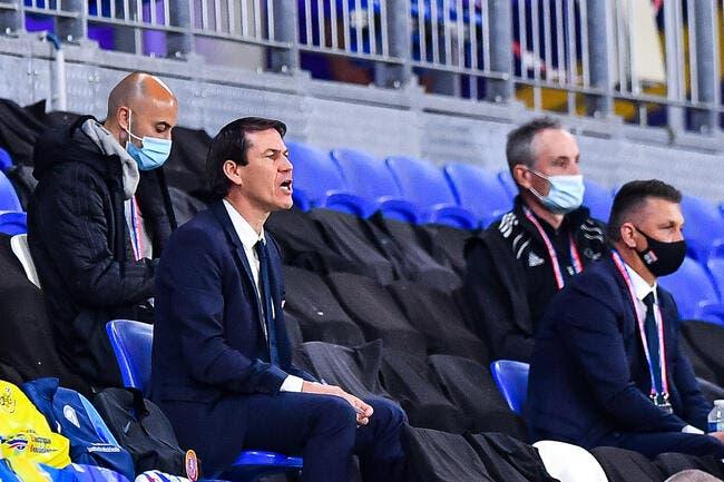 OL : Gilles Favard atomise « l'insupportable » Garcia