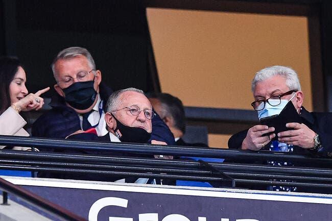 OL : Tout exploser en Europa League, Aulas s'y voit presque