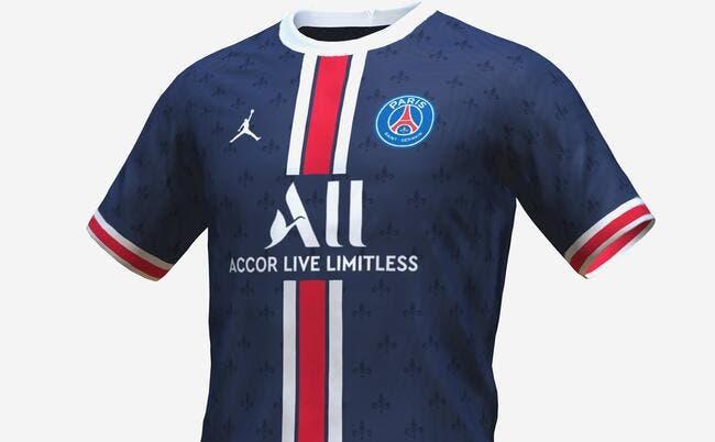 Photo : Le futur maillot domicile du PSG dévoilé ?