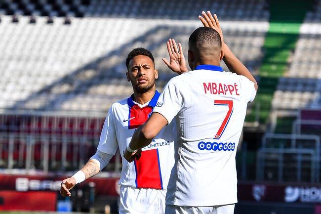 PSG : Mbappé et Neymar ennemis, une fake-news délirante