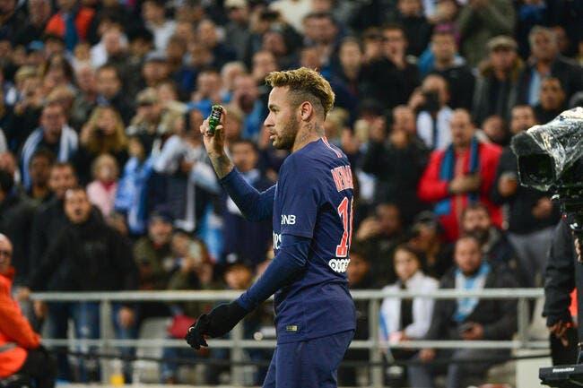 PSG : Neymar cartonne à Marseille, La Provence hallucine