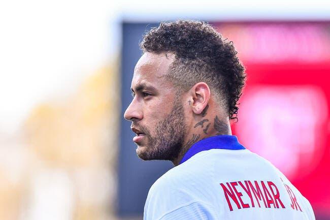 PSG : Sa prolongation traîne, Neymar reste zen