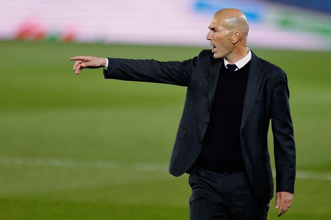 Real : Fred Hermel lance une bombe sur l'avenir de Zidane