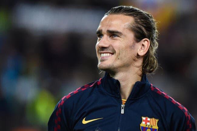 Barça: Griezmann l'homme du titre, Koeman l'avait senti
