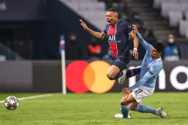 LdC : Neymar et Mbappé muselés, c'était évident pour Guardiola