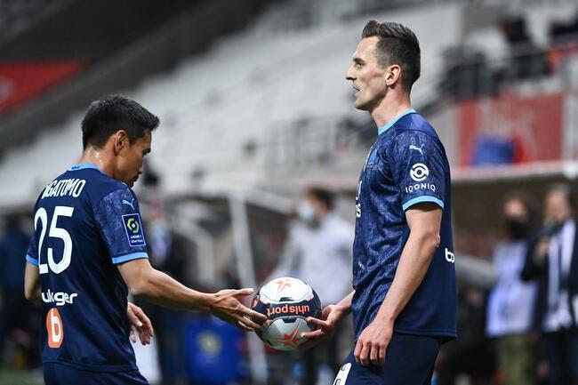 OM : Milik au PSG, un deal impossible ?