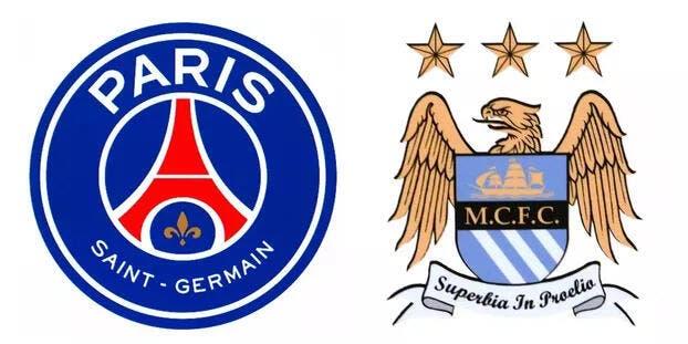 PSG - Manchester City : Les compos (21h sur RMC 1)