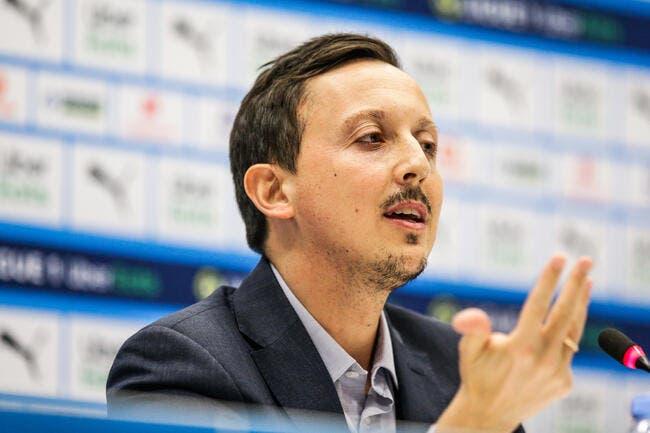 Vente OM : Longoria dénonce un complot contre Marseille