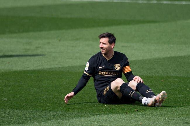 Liga : Défait par Grenade, le Barça s'éloigne du titre