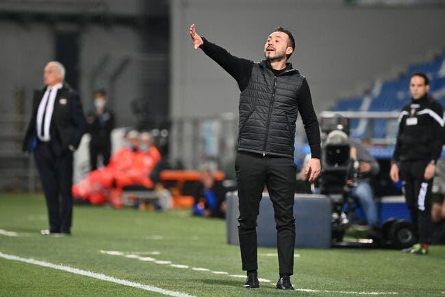 OL : De Zerbi a trouvé son club, très loin de Lyon
