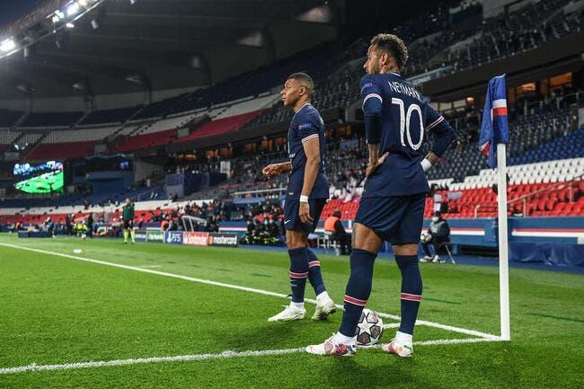PSG : « De la merde », Neymar et Mbappé insultés