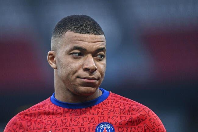 PSG : Mbappé, la « diva » de Paris prend cher