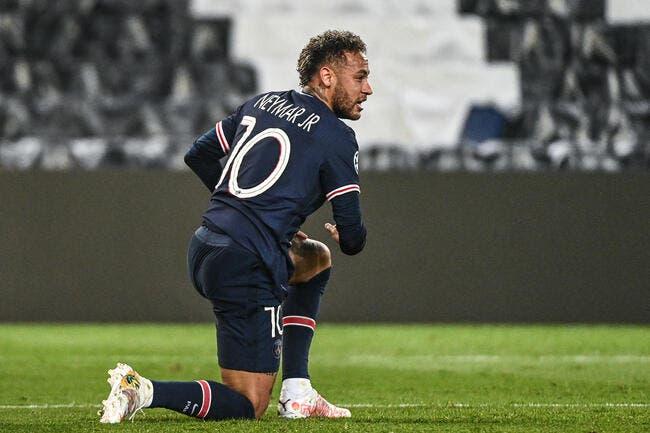 PSG : Neymar est obsédé par le Barça, l'Espagne abuse
