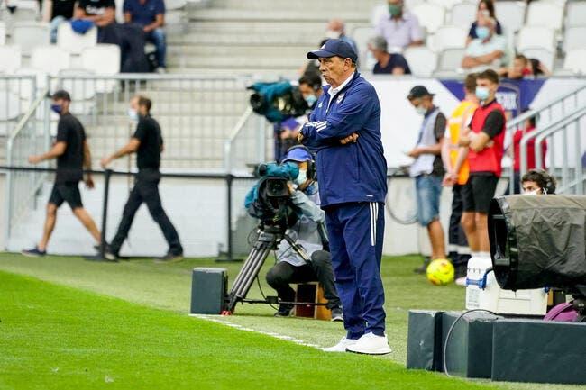 FCGB: Pour le maintien, Gasset sacrifie le beau jeu de Bordeaux