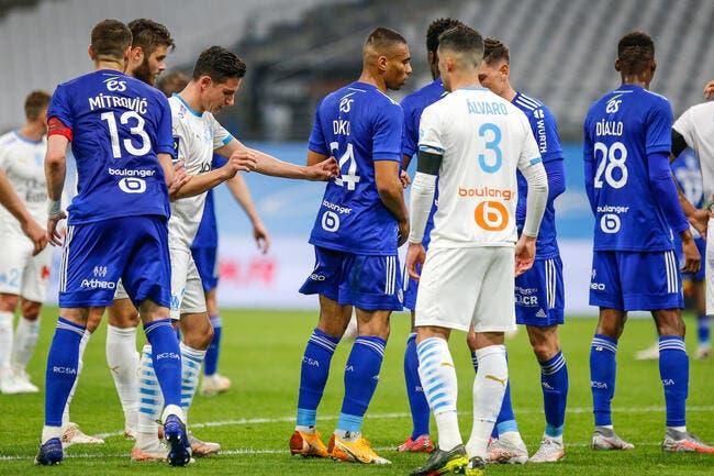 L'OM de Longoria s'est pris une leçon de football, Domenech a osé
