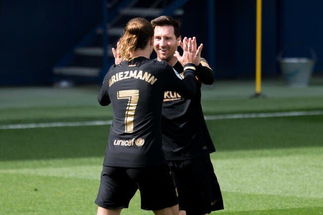 Mercato : 10 ans de contrat, le Barça met le PSG KO avec Messi
