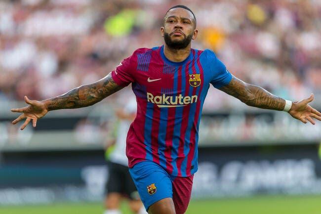 Esp : Depay ou Griezmann, le Barça refuse de choisir