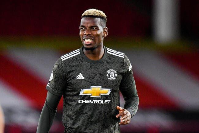 Paul Pogba payé par Manchester pour jouer au PSG ?
