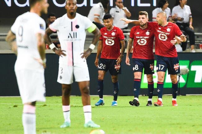 TdC : Lille bat le PSG en champion