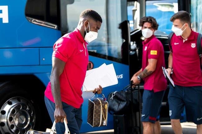 Barça : Umtiti fixe une condition à son départ